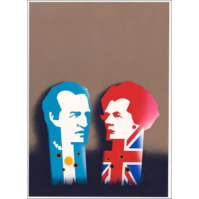 Falklands Faceoff