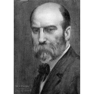 William Closson Self-Portrait