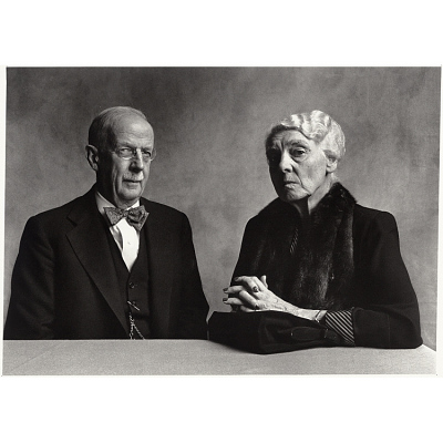 Gilbert and Elsie May Grosvenor