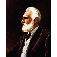 Image of Alexander Graham Bell