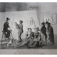Frances Trollope and Family