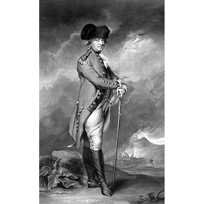 Charles Cornwallis, 1st Marquis and 2nd Earl Cornwallis