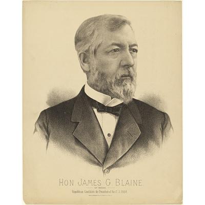 James Gillespie Blaine