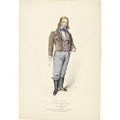 George Handel Hill