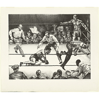 Image of Joe Louis (and Max Schmeling)