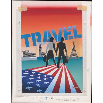 Travel: Americans Everywhere