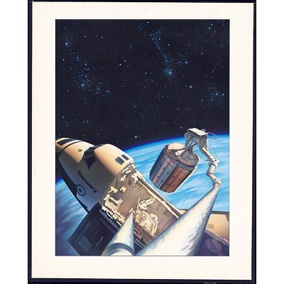 U.S. in Space