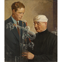 Image of Charles Lindbergh and Alexis Carrel