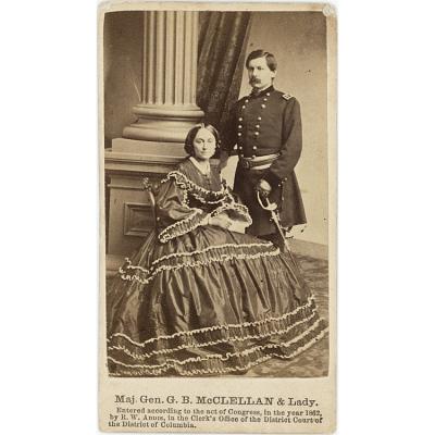 George B. and Ellen Marcy McClellan