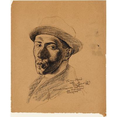 Raphael Soyer Self-Portrait