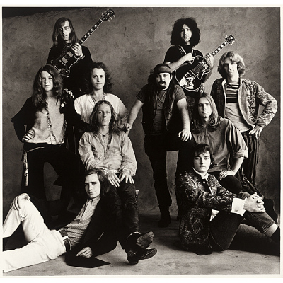 Rock Groups San Francisco, 1967