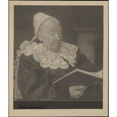 Julia Ward Howe Portrait