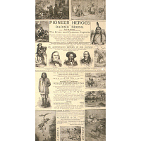 Image of Our Pioneer Heroes and Their Daring Deeds