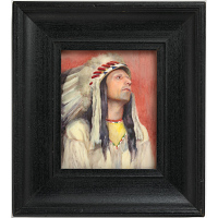 Image of Chief Thundercloud