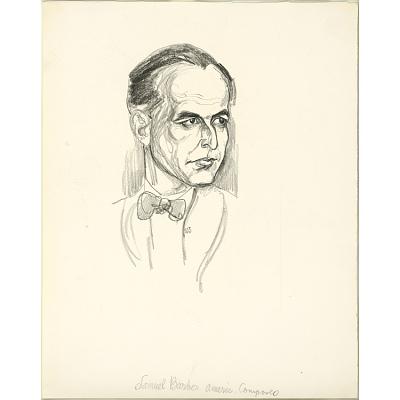 Samuel Barber Clark