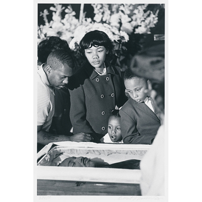 Martin Luther King, Jr. and Children