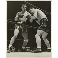 Image of Joe Louis and Arturo Godoy