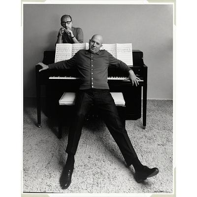 Sammy Cahn (with Jimmy Van Heusen)