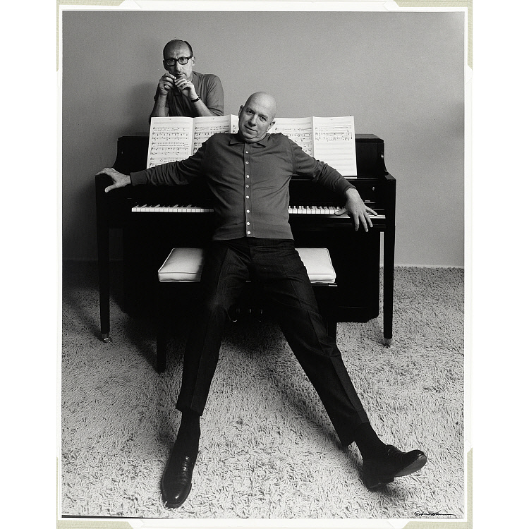 Image for Sammy Cahn (with Jimmy Van Heusen)