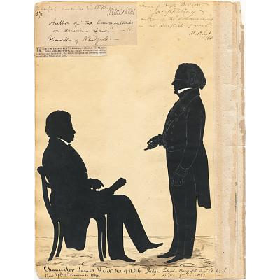 James Kent and Joseph Story
