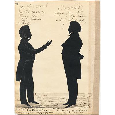 John Marsh and Cyrus Porter Smith