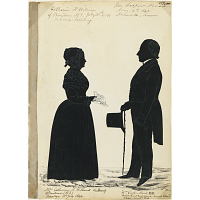 Catharine Williams and William Mead