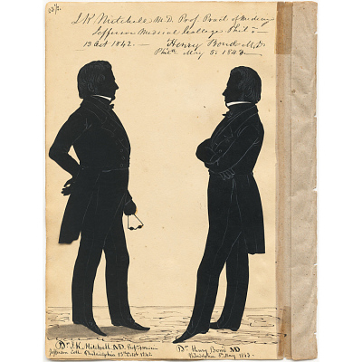 John Mitchell and Henry Bond