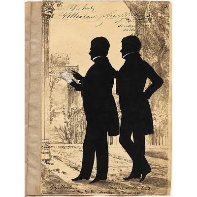 Gardiner Howland and Samuel Howland