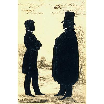 George S. Gibson and Solomon Hillen, Jr.