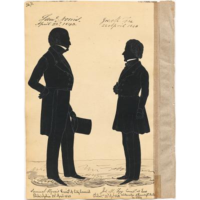 Samuel Norris and Joseph Mickle Fox