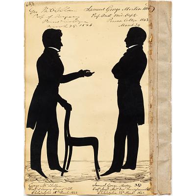 George McClellan and Samuel Morton