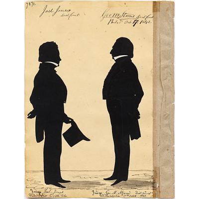 Joel Jones and George Stroud