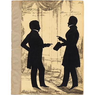Albert Greene and Horace Mann
