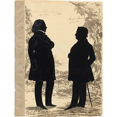 Richard Wilde and James Thomson