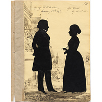 Image of George Washington Whistler and Lady Whistler Haden