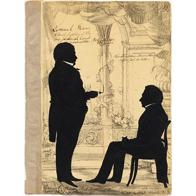 Lemuel Shaw and Thaddeus Harris