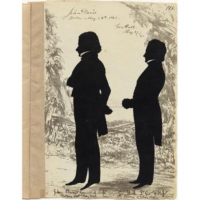John Davis and George Hull