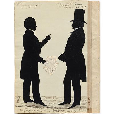 Theodore McCaleb and Isaac Johnson