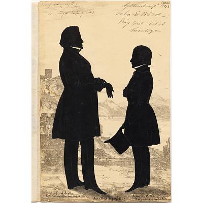 Winfield Scott and John Ellis Wool