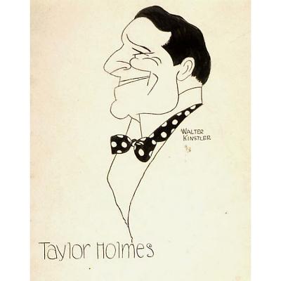 Taylor Holmes