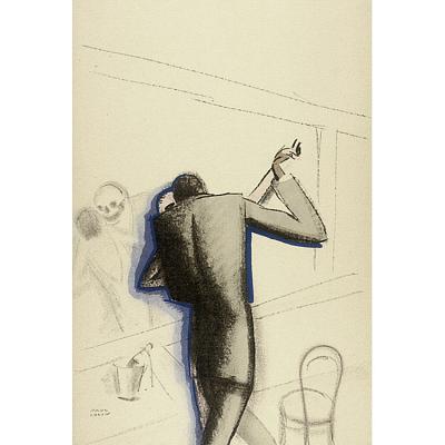 Le Tumulte Noir/Woman Dancing with Death