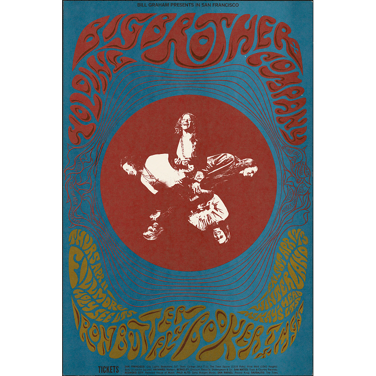 Image for Janis Joplin and Big Brother and the Holding Company