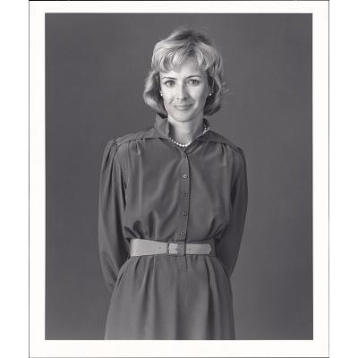 Judy Carline Woodruff