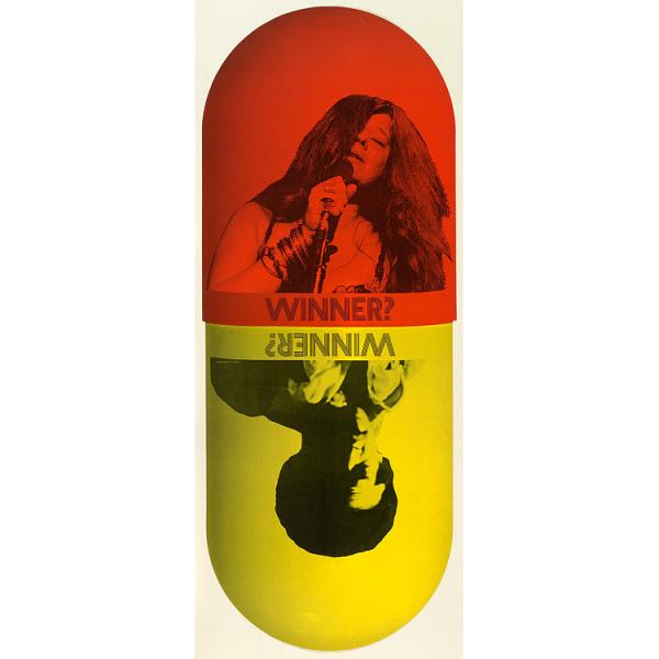 Image for Jimi Hendrix and Janis Joplin