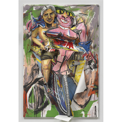 De Kooning Breaks Through