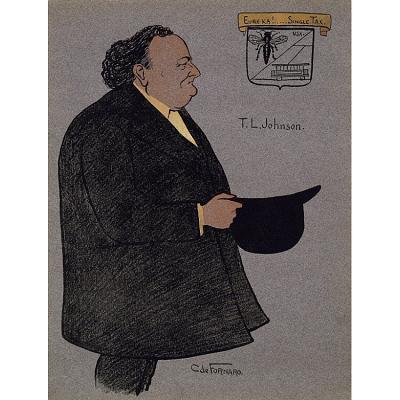 Tom Loftin Johnson