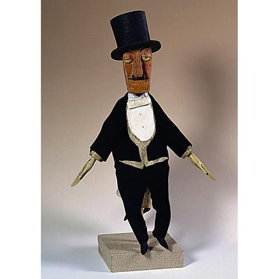 Puppet of John Drew
