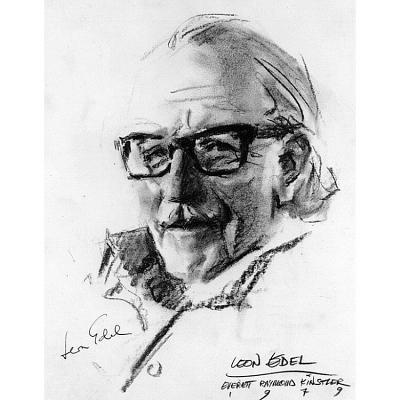 Leon Edel