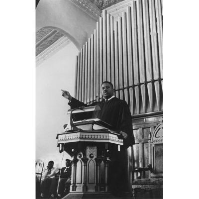 Reverend Ralph David Abernathy