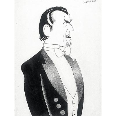 Bela Lugosi in